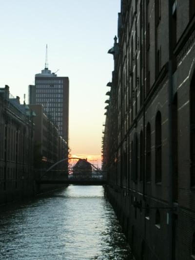 ハンブルクとベルリン。北ドイツを巡る8日間①ハンブルク港観光(1)