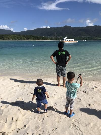 1歳4歳子連れ 八重山旅2018④