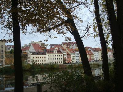 ドイツ東部で最も美しい町ゲルリッツ 橋を渡ればそこはポーランド、ズゴジェレツ1日目