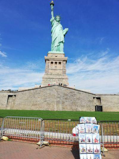 スターアライアンス ビジネスクラスで行く3週間で世界一周(12)「NY4日目 リバティ・エリス島」