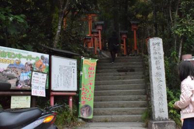 巡るJapan 京都 ジジと孫の二人旅 part1  嵐山