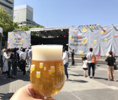 見納め名古屋城とベルギービール  <2>