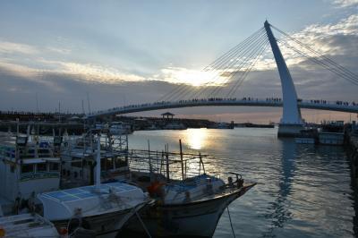 2018_台湾の旅 《新北 淡水》 3-3 [漁人碼頭、關渡大橋]