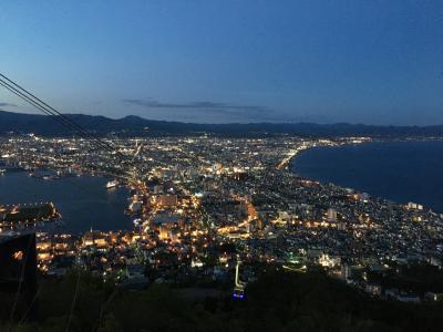 ☆日本一の朝ごはん食べに函館へ!☆ 2018 5月