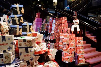 秋のウィーンへ再び♪(2)クリスマスマーケット直前!子連れでも楽しいショッピング&ウィーンのお買い物いろいろ