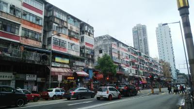 食べるためには歩くしかないのだ!4日間で10万歩あるいた香港旅の記録 その1(1日目前半)