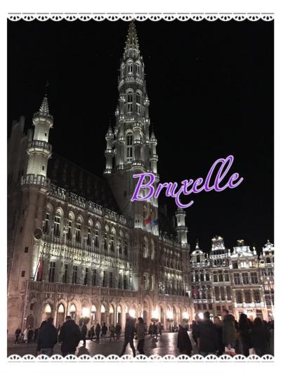 ベルギー滞在記⑤~ヨーロッパの中心地ブリュッセル~