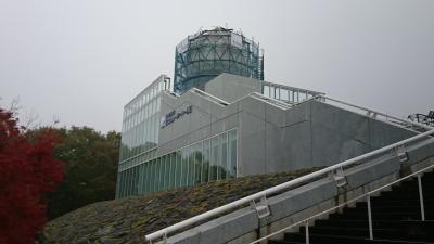 最終日河口湖周辺を散策 ①富士山レーダードーム館