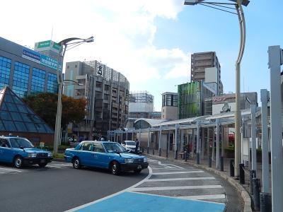 和光市駅付近の風景
