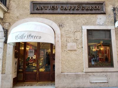 イタリア③ローマ★フレッチャロッサ&イタロで巡るミラノ・ローマ・ヴェネチア