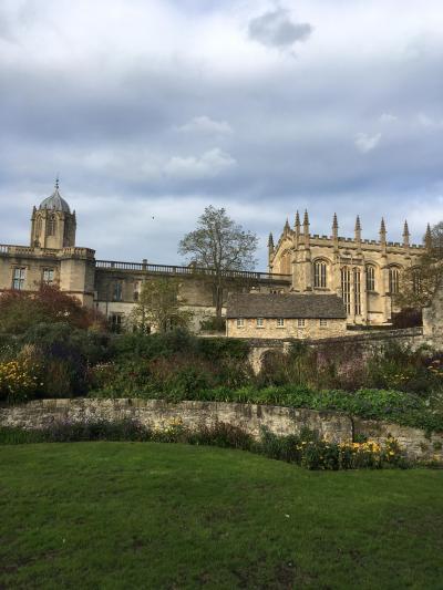 海外旅行初心者が行く イギリス一人旅(4)オックスフォード、クライストチャーチ