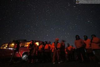 マウナケアからみた星空に感激!のハワイ島、オアフ島旅行