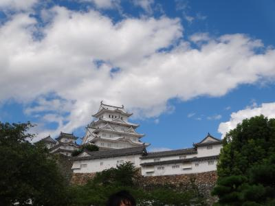 姫路日帰り旅行2015-「平成の大修理」後の姫路城へ