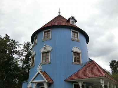 フィンランド【ムーミンハウス】
