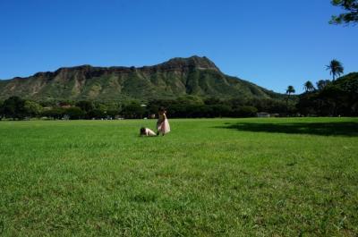 幼児二人連れ節約ハワイ旅行 ハロウィーンも