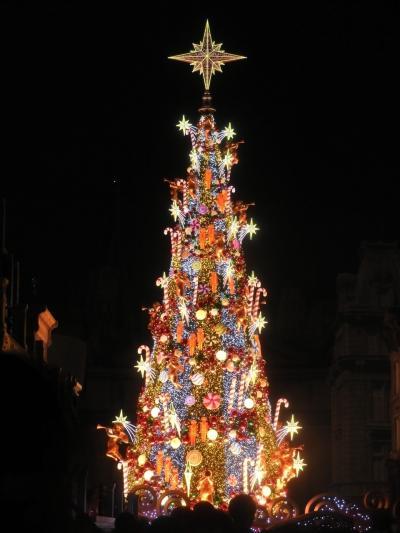 クリスマスユニバーサル