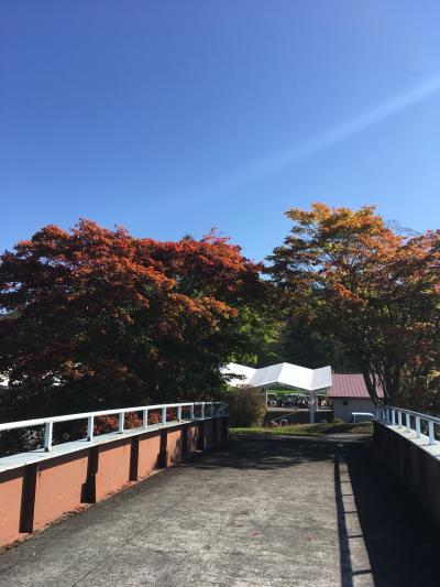 軽井沢  ゴルフとお散歩の1泊2日旅行