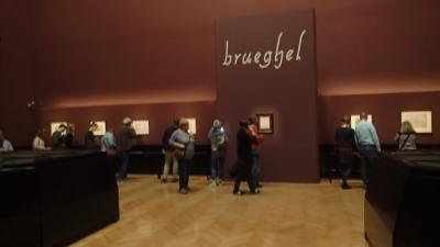 KHMで絶賛開催中のブリューゲル展に行ってみた