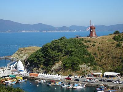巨済島おすすめコースと外島の行き方
