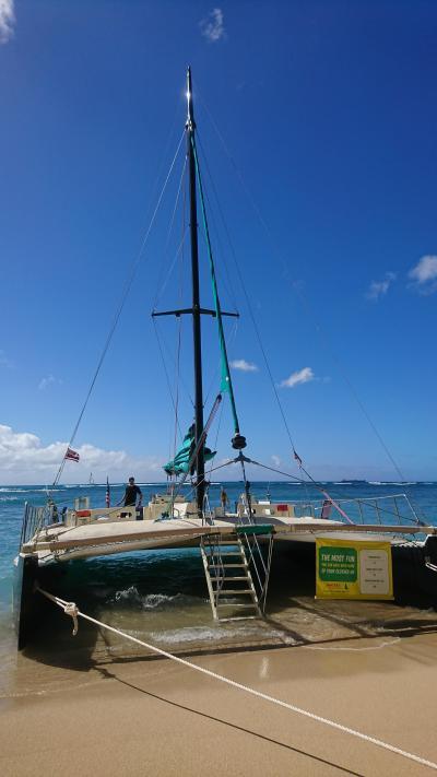 4回目のハワイ旅行。62歳+60歳(旅行中61歳)夫婦 旅行記 5