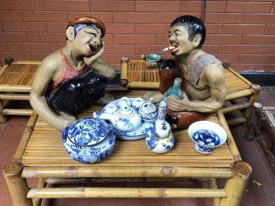 偉い人のお供でベトナム中部(フエ~ダナン~ホイアン)を観光しました