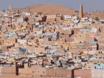 アルジェリア世界遺産めぐり