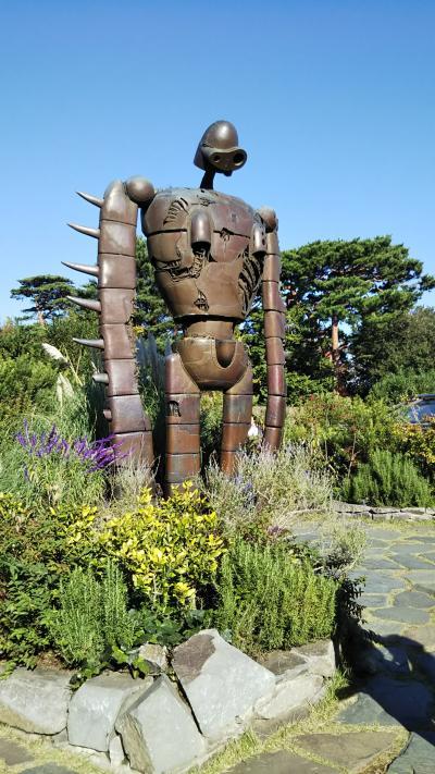 親子三代ジブリの森美術館・予約が大変だった!
