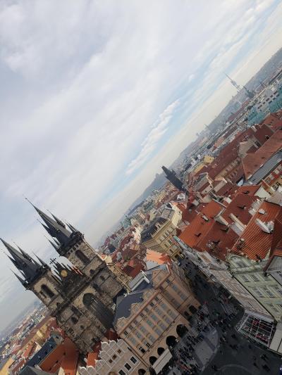 エミレーツ航空で行く、プラハとウィーン part.2
