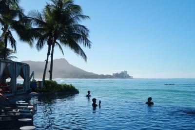 【ハネムーン】ハワイの旅 3日目  オアフ島  4泊6日  ハレクラニでサンデーブランチの巻