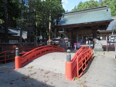 八戸市内(長者山新羅神社・櫛引八幡宮・八食センター)を観光して上北さくら温泉に
