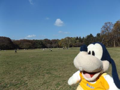 グーちゃん、江戸東京建てもの園へ行く!(グー散歩/グーちゃんの建てもの探訪!編)