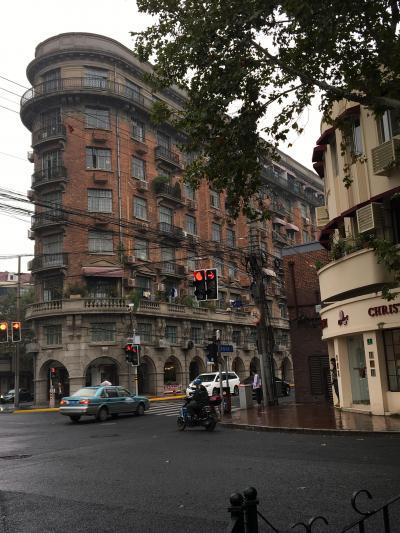 10年ぶりの上海の旅