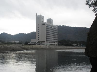 南伊豆 松崎温泉の晩秋・ホテルステイ