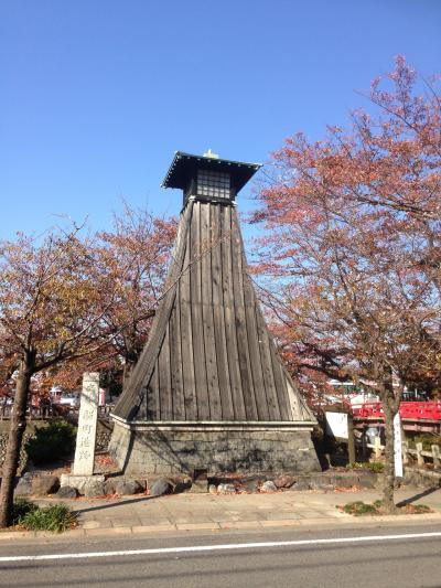 大垣城でゆったりと