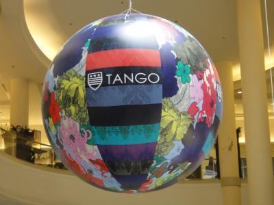 月イチ週末バンコク2012-<3>和食とショッピング三昧の3泊4日