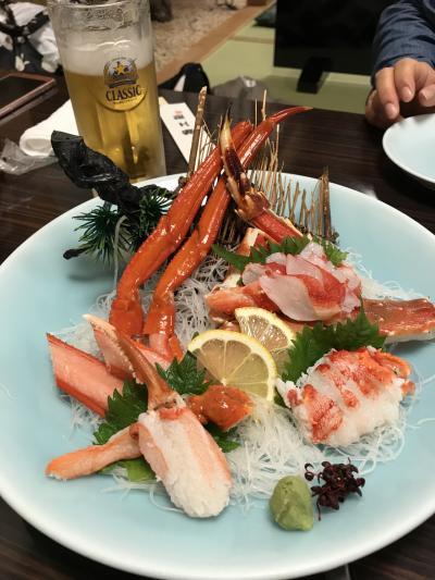 母娘旅☆週末こっそり北海道~カニ食べに行ってきました~