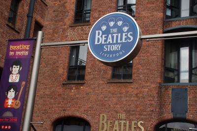 十一年前に訪問できなかったThe Beatles Storyに足を運ぶ