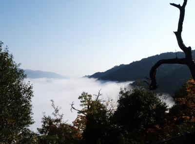 笠置山自然公園を訪ねて