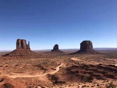 はじめてのアメリカ西部の旅(四日目) グランドキャニオン~セリグマン〜ラスベガス