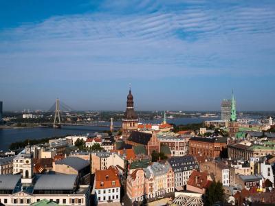 初ヨーロッパ、初一人旅、初長期旅行の東~中欧3週間② リガ編