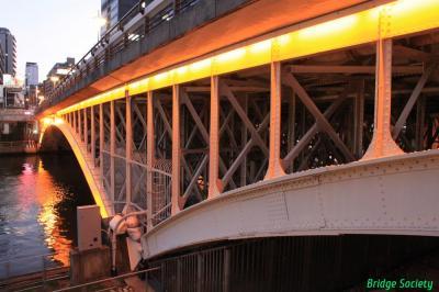 ◆水の都 大阪市の橋梁巡りの旅◆
