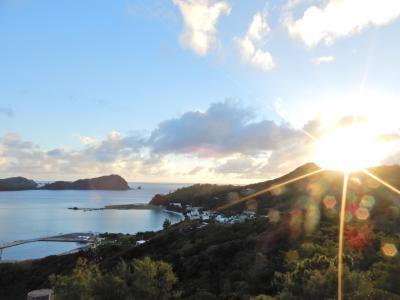 小笠原父島を歩く#2(2日目午後)島の歴史巡り、大神山神社展望台