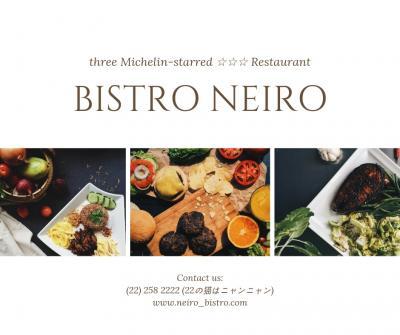 3星レストラン@BISTRO NEIRO