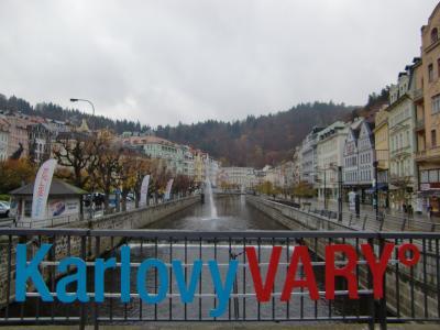 【チェコ②】《飲む》温泉保養地 カルロヴィ・ヴァリで温泉をテイスティング