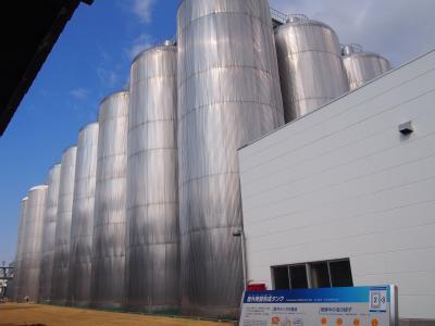 愛知県内の工場見学など
