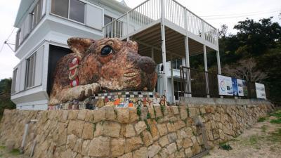 岡山☆犬島ひとり旅