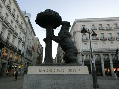 夫婦2人のスペイン弾丸旅(Day2)マドリード
