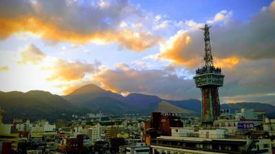 熊本から別府・阿蘇へ温泉旅行【1日目】