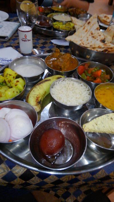 高校2年の娘とオーダーメイドのインド旅行③アムリトサルからバラナシへ「なんてこと! 月食の日に。。」「インド旅行で便利だった物」。「少し不思議な話2018秋」