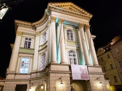 【ひとり旅のプラハ5泊7日 】#1 ユダヤ人地区とエステート劇場